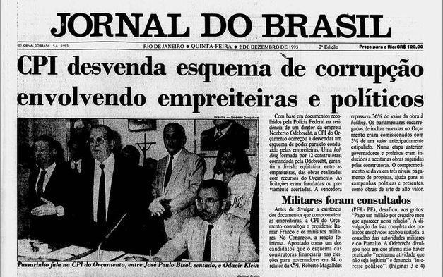 em-1993-cpi-do-orcamento-revelou-esquema-de-corrupcao-envolvendo-empreit