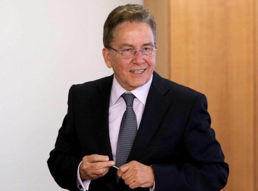 Temer dá posse ao novo presidente do IBGE, Paulo Rabello de Castro